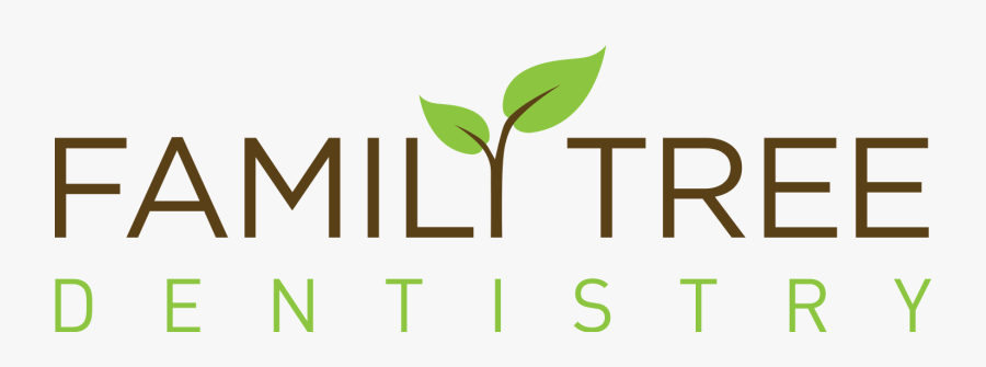 Family Tree Word Clipart - Family Tree Text Png, Transparent Clipart