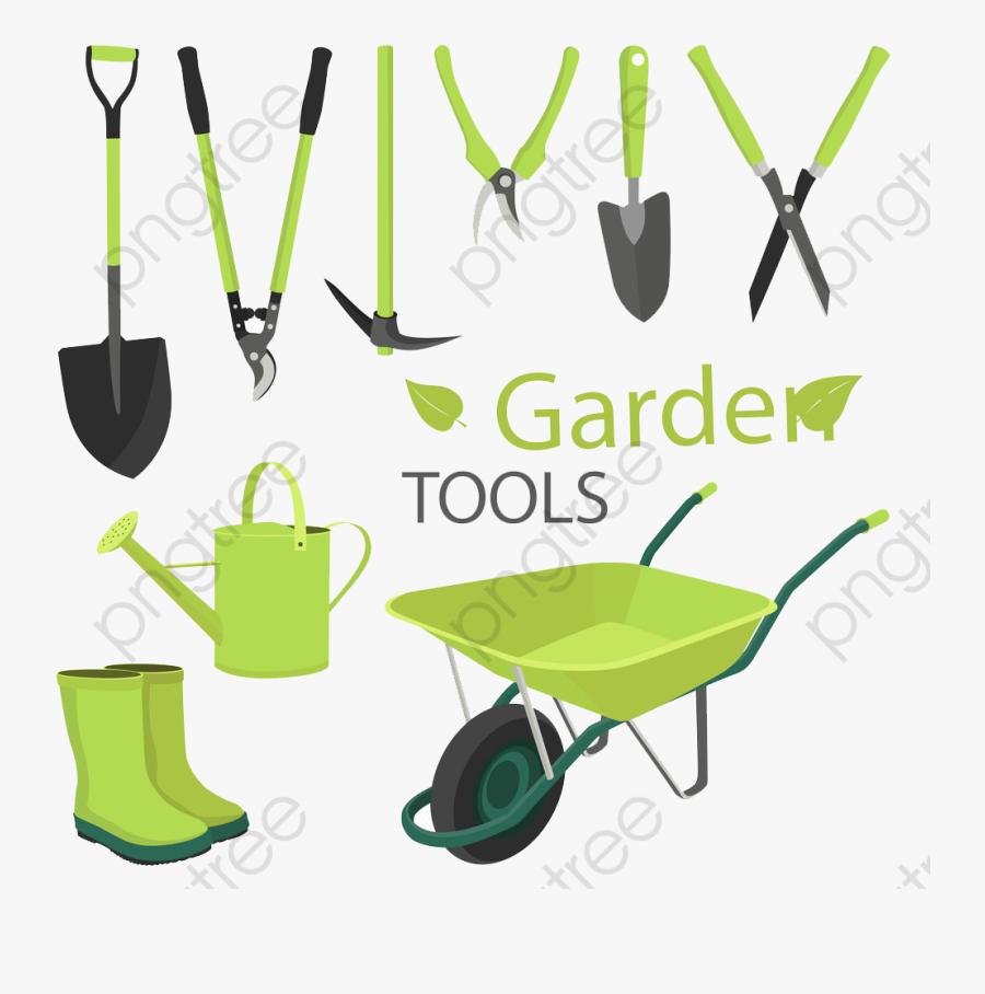 Farming Tools Clipart - Gardening Tools Clipart Png, Transparent Clipart