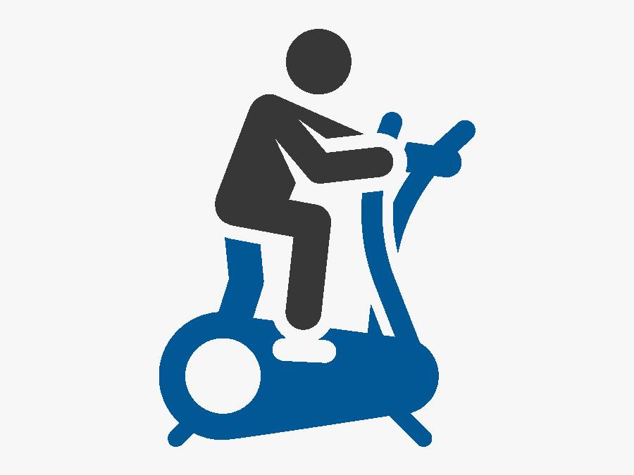 Gym Clipart Fitness Center - Cartoon Clip Art Gym, Transparent Clipart