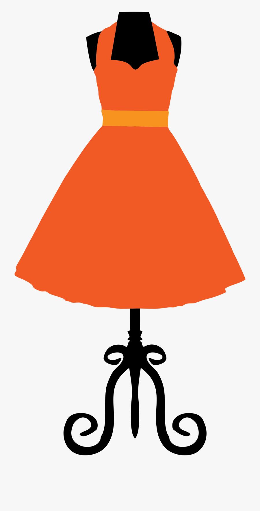 Clipart - Dress Clipart Png, Transparent Clipart