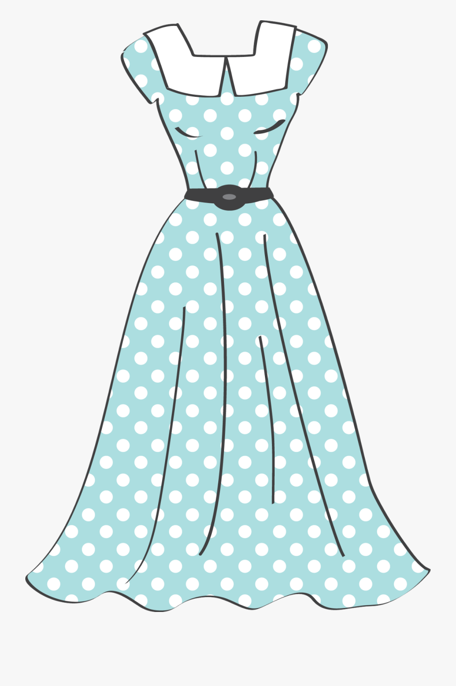 Dress Clipart Png, Transparent Clipart