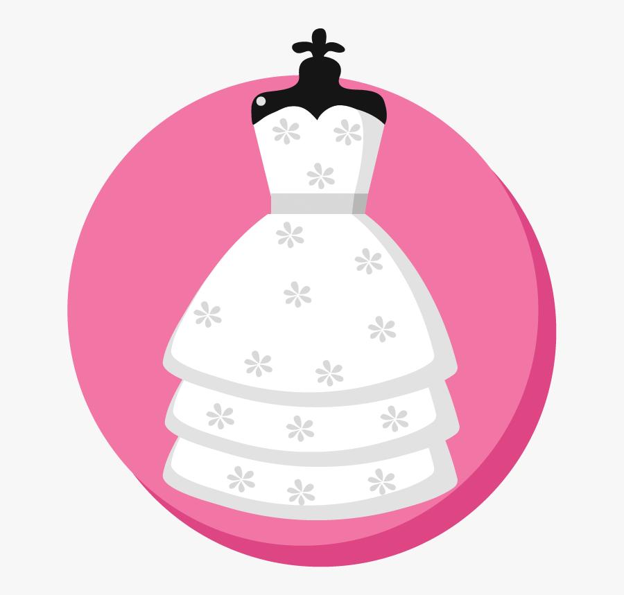 Wedding Dress Clipart , Png Download - Wedding Dress, Transparent Clipart