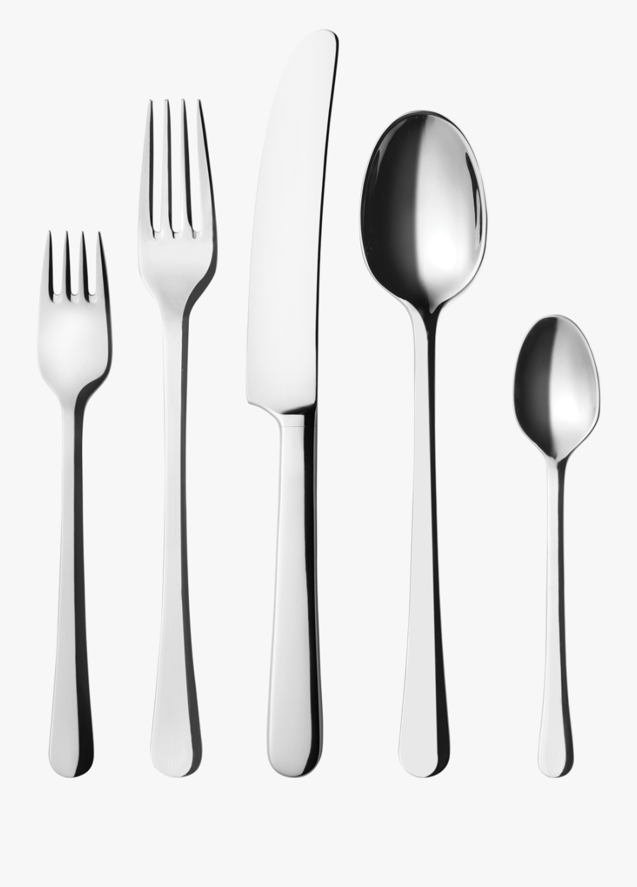 Spoon And Fork Transparent Png - Transparent Fork And Spoon Png, Transparent Clipart