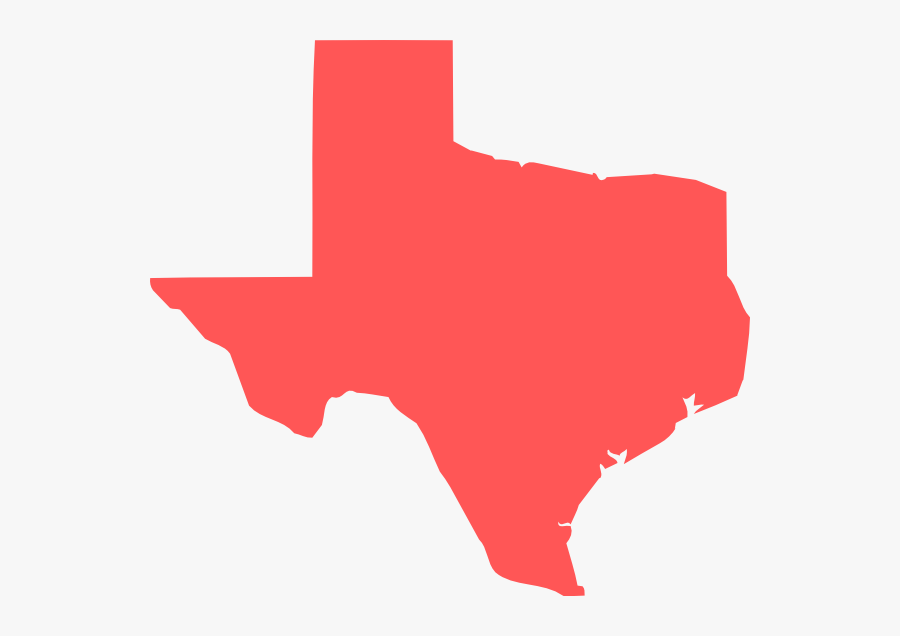State Of Texas, Transparent Clipart
