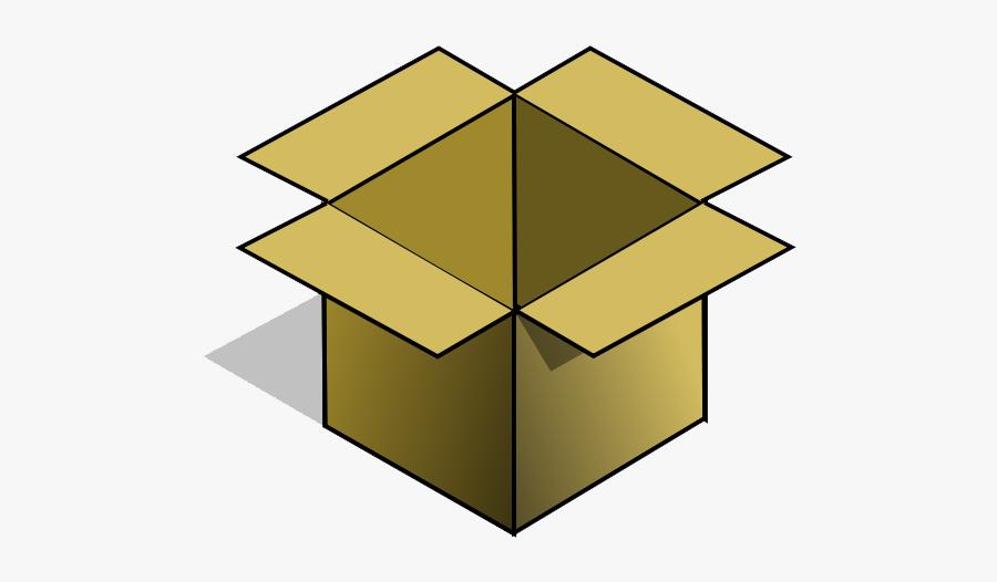 Clip Art Boxes - Box Clipart, Transparent Clipart