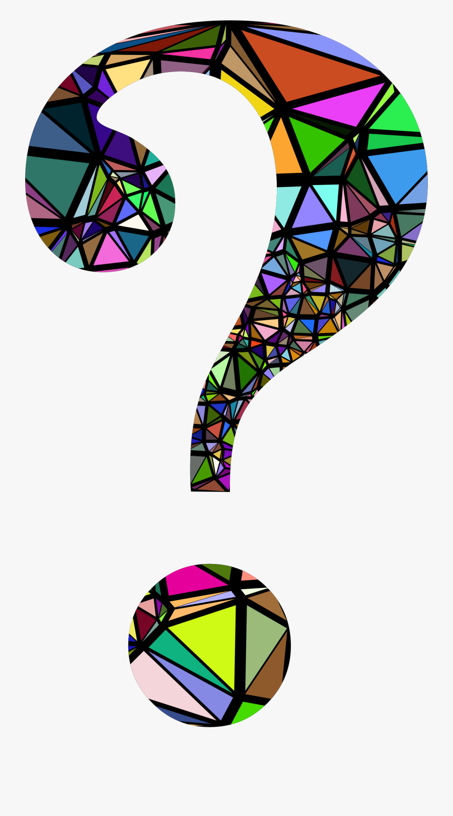 Question Mark Transparent Clip Art Clipart Png ...