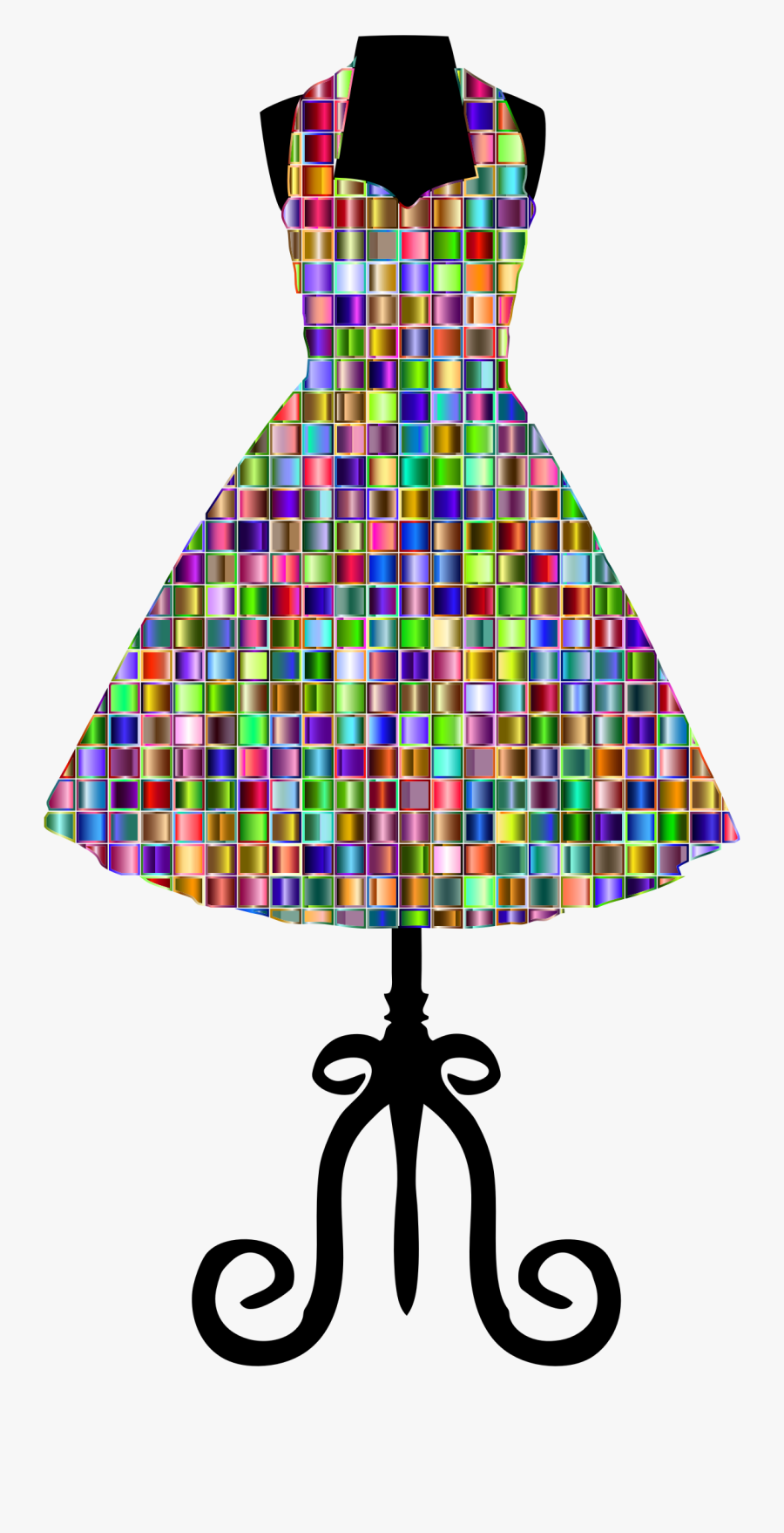 Get Dressed Clipart Dress Ideas - Dress Clipart, Transparent Clipart