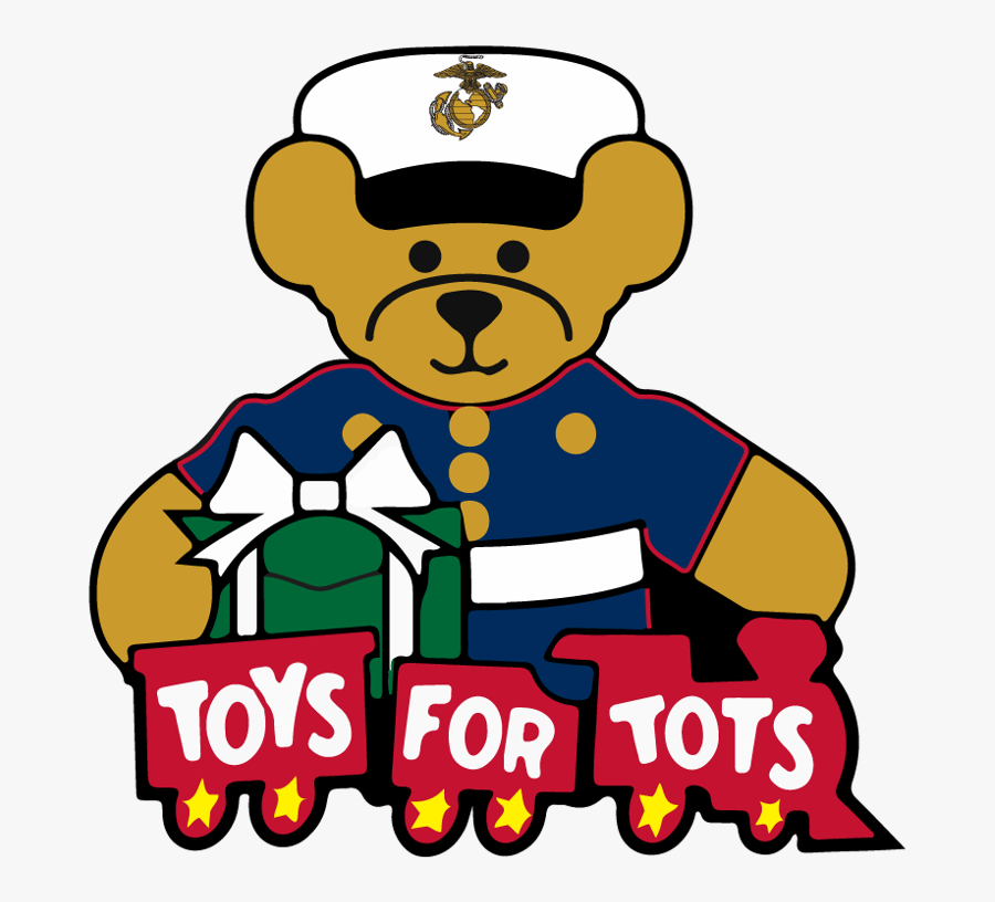 Transparent Picking Up Toys Clipart - Toys For Tots 2017, Transparent Clipart