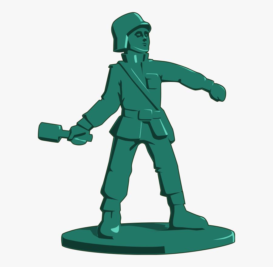 Transparent Toys Clipart - Toy Soldier Clipart, Transparent Clipart