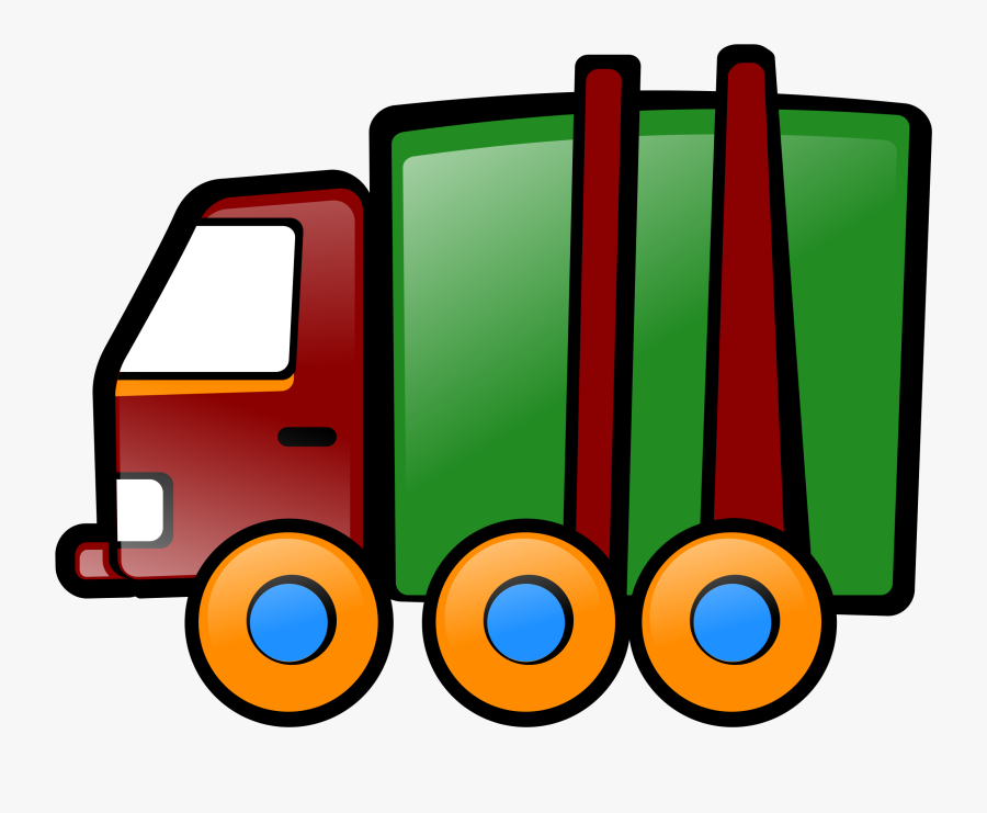 Toy - Clipart - Clip Art Toy Car, Transparent Clipart