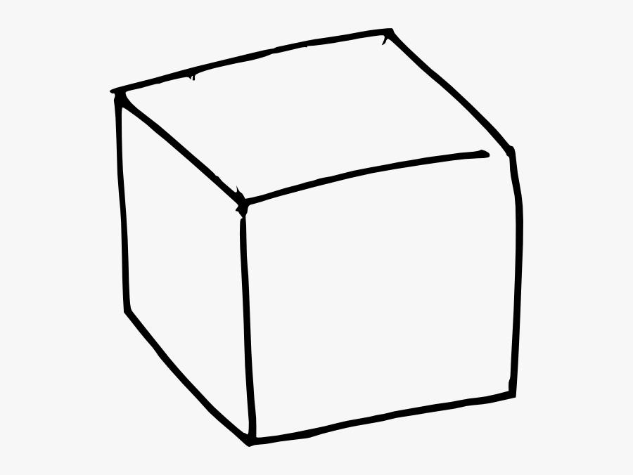 Thumb Image - Cube Clip Art, Transparent Clipart