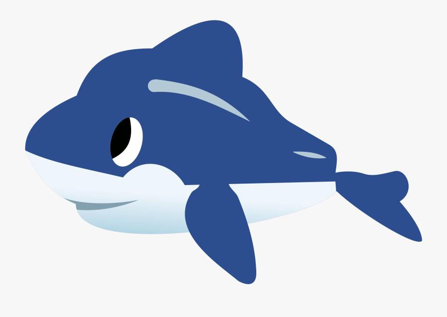 Nautical Toys Cliparts - Sea Animals Cartoon Transparent, Transparent Clipart