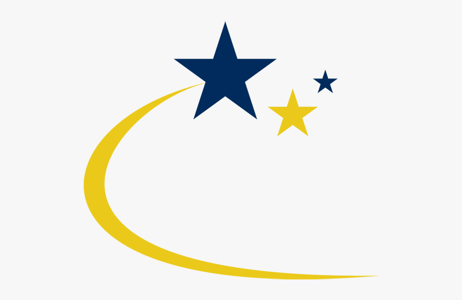 Yellow Shooting Stars Png - Shooting Star Free Clip Art, Transparent Clipart