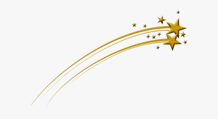 Clip Art Shooting Star Png - Transparent Background Shooting Star, Transparent Clipart
