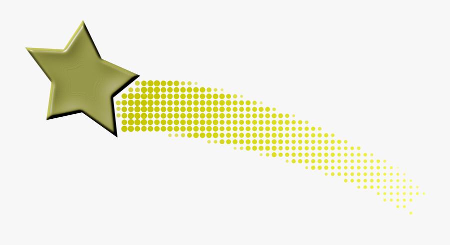 Comet Clipart Shooting Star - Graphics, Transparent Clipart