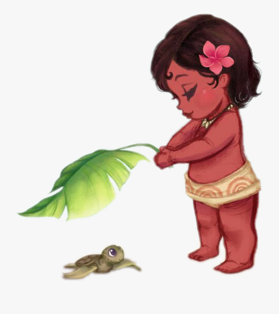 Moana Sticker Clipart , Png Download - Easy Moana Drawings ...