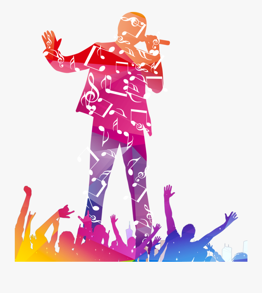Sing Clipart Music Competition Singing Images Hd Png - Singing Competition Png, Transparent Clipart
