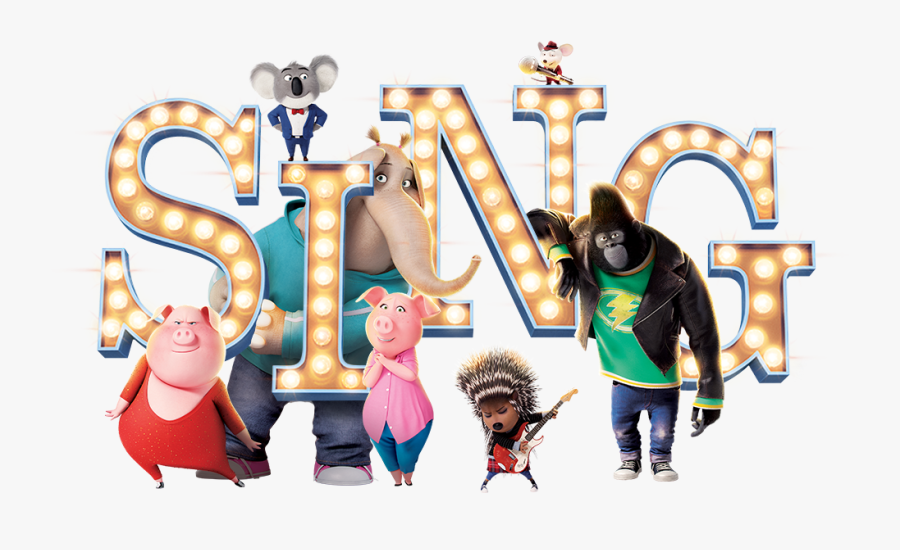 Singing Clipart Elocution - Sing Movie Png, Transparent Clipart