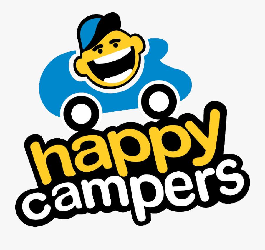 Transparent Camper Clipart - Happy Campers Nz, Transparent Clipart