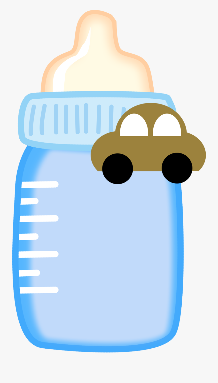 Beb Menino E Menina - Boss Baby Baby Bottle, Transparent Clipart