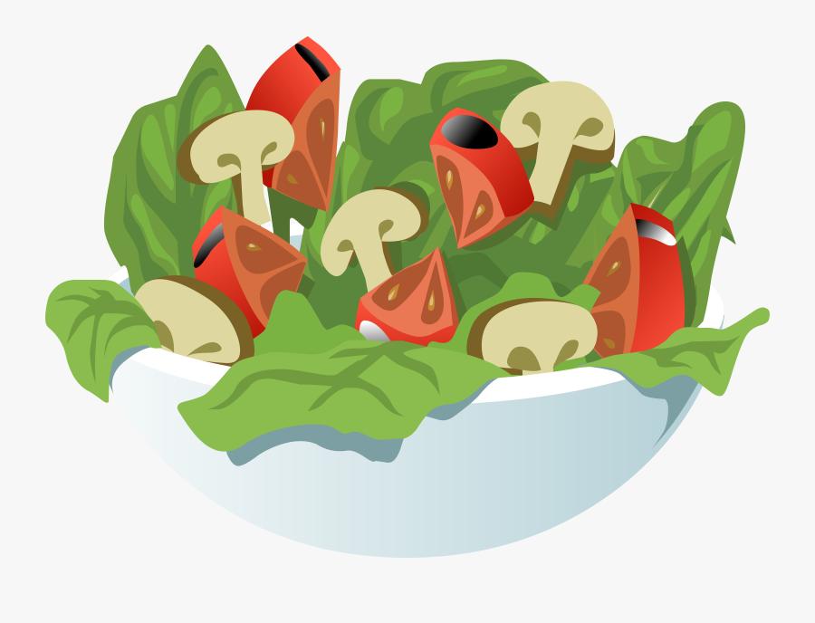 Salad Clipart Images Free - Salad Clipart Png, Transparent Clipart