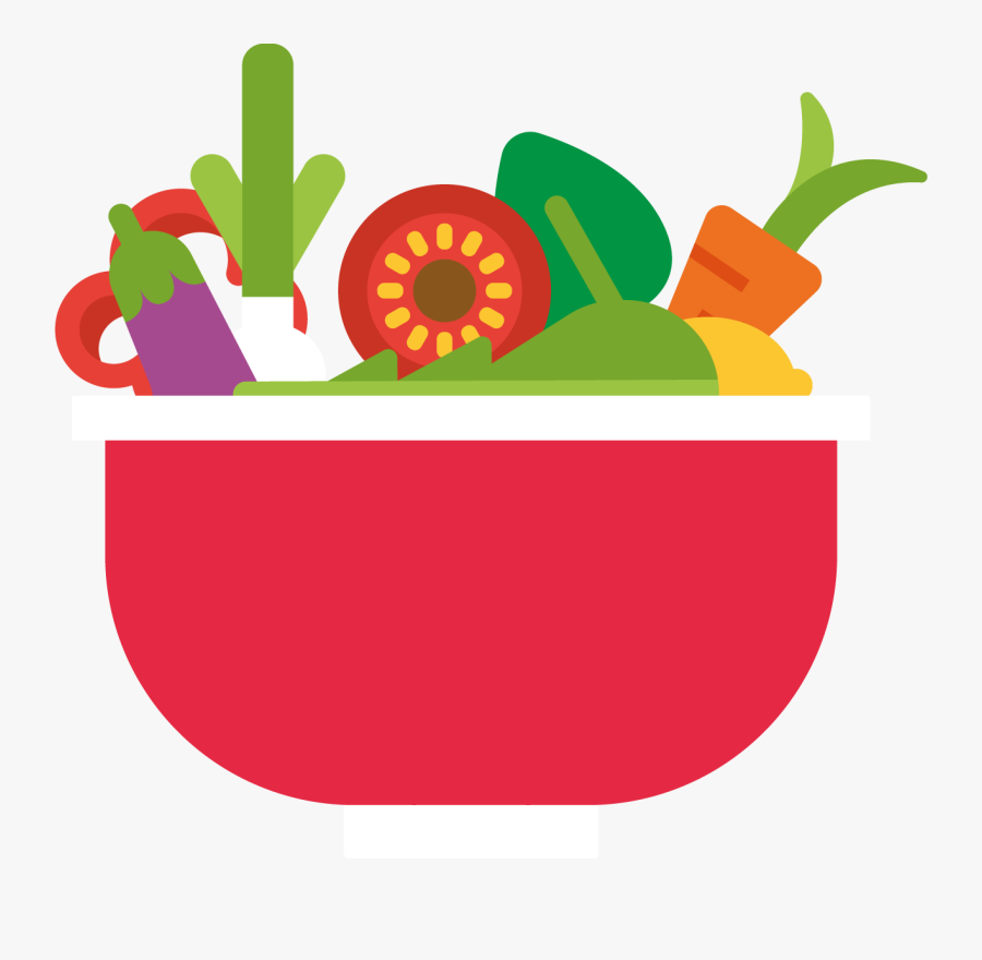Salad Clipart Png Image - Chef Salad Clipart Transparent Background, Transparent Clipart