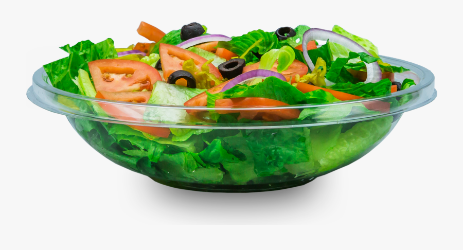 Salad Png Hd - Bowl Of Salad Png, Transparent Clipart