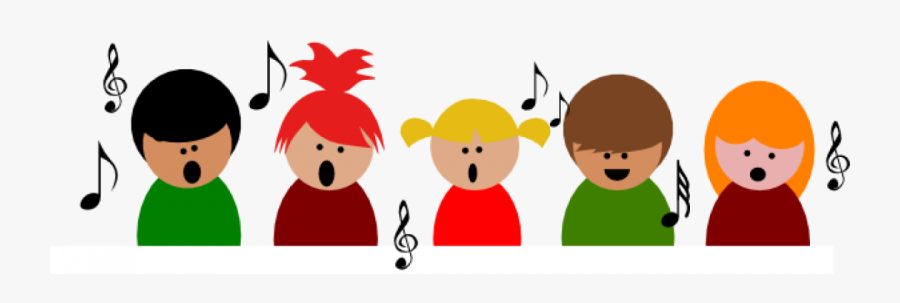 How To Help Students Sing With Proper Vocal Technique - Children's Choir Clipart, Transparent Clipart