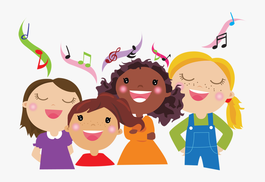 Sing Clipart Childrens Choir - Children's Christmas Choir, Transparent Clipart