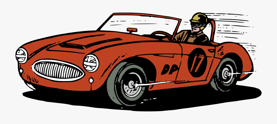 Sports Car Auto Racing Classic Car Cc0 - Race Car Png Clipart, Transparent Clipart