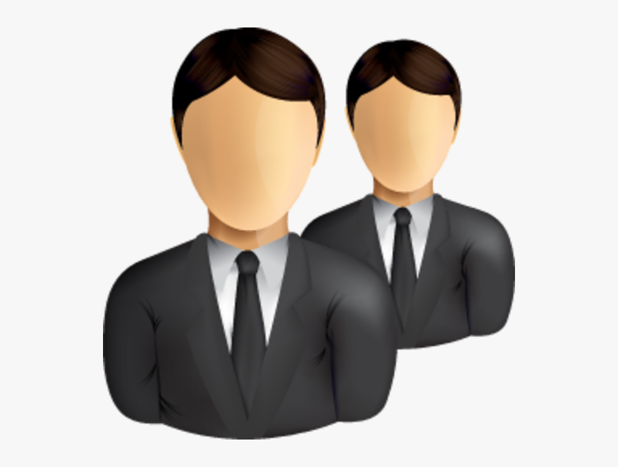 Business Users 1 - Business Users, Transparent Clipart