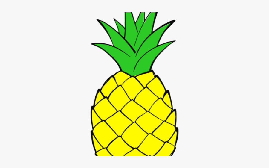Clip Art Royalty-free Pineapple Scalable Vector Graphics - Pineapple Clipart, Transparent Clipart