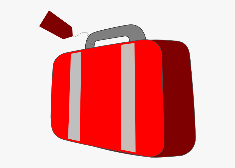 Travel Vector Bag Png, Transparent Clipart