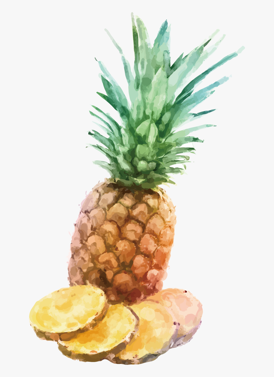 Pineapple Png, Transparent Clipart