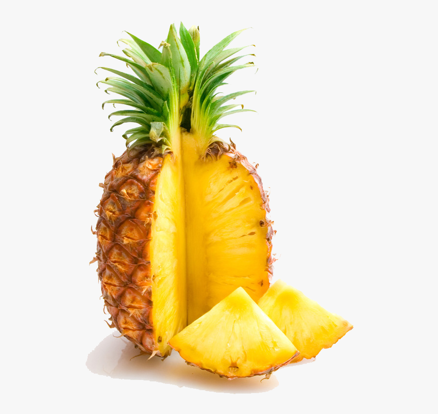 Pineapple Free Download Png - Transparent Pineapple Png, Transparent Clipart