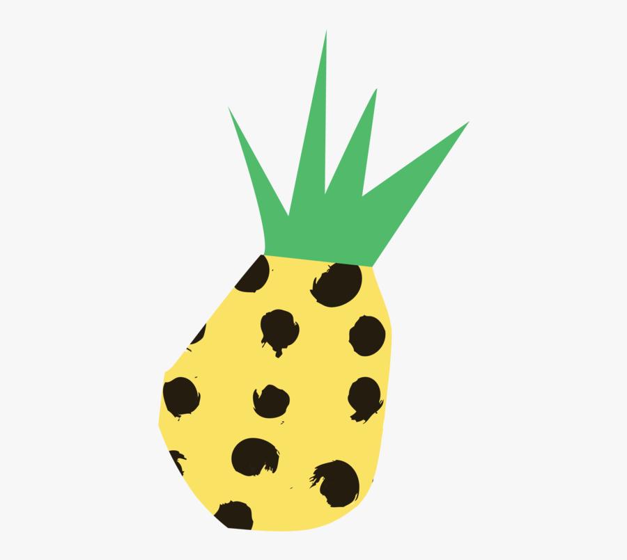 Transparent Cute Pineapple Clipart, Transparent Clipart