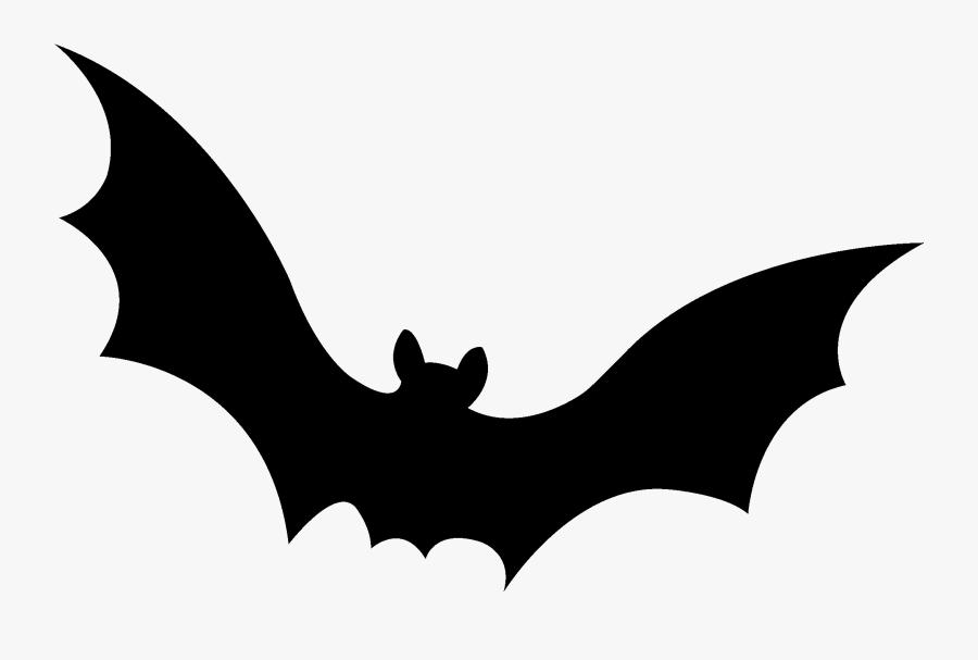Free Bat Stencil, Download Free Clip Art, Free Clip - Printable Halloween Decorations Bats, Transparent Clipart