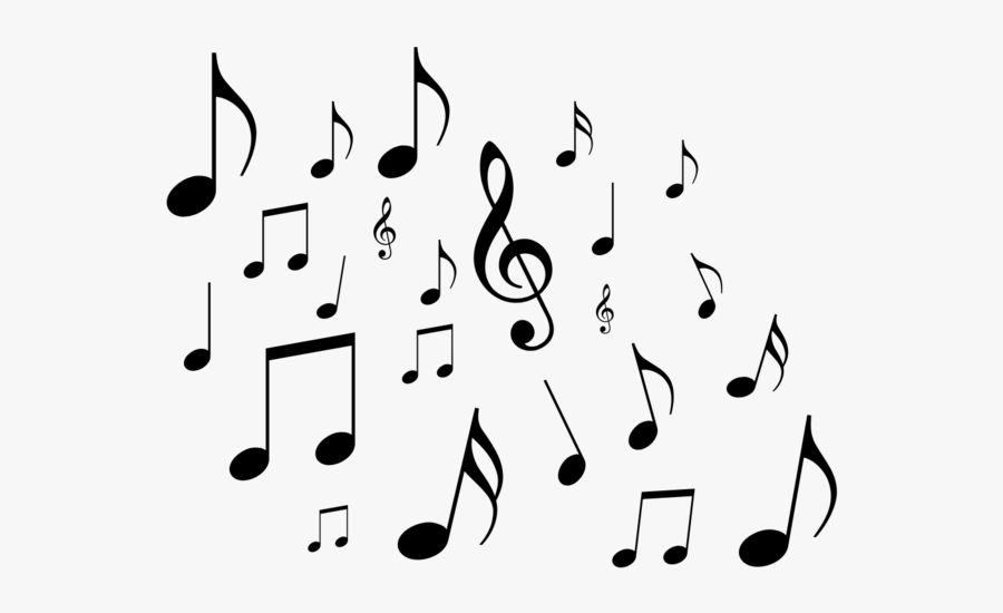 Musical Note Clip Art - Musical Notes Png Gif, Transparent Clipart