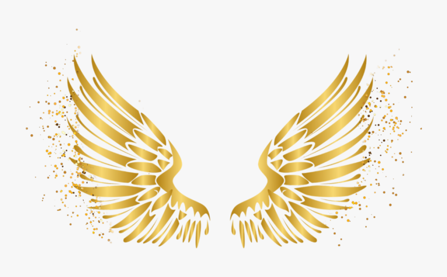 Png Edit Tumblr Overlay - Transparent Angel Wings Vector, Transparent Clipart