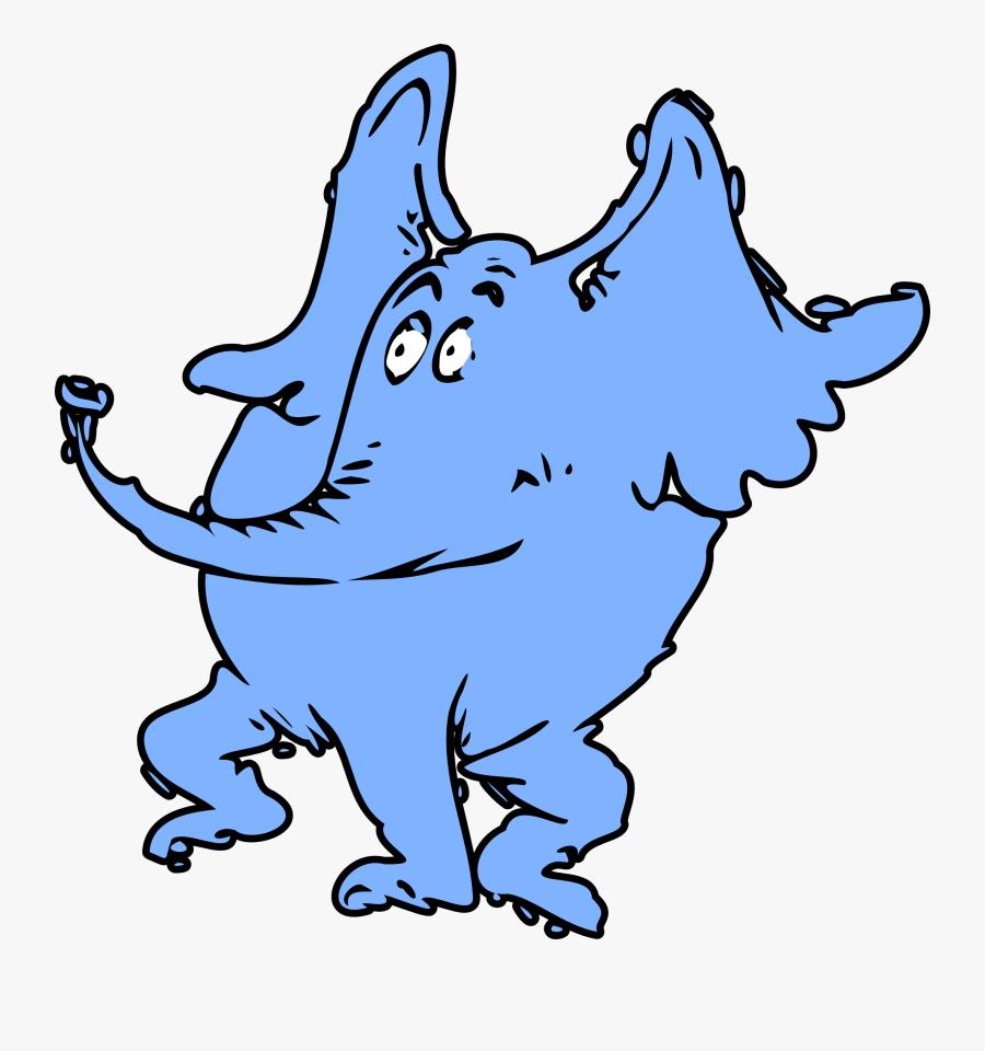 Seuss Clip Art - Dr Seuss Characters Png, Transparent Clipart