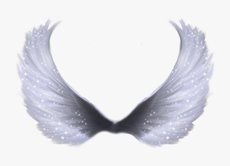 Wing Clip Art - Glowing Angel Wings Transparent, Transparent Clipart