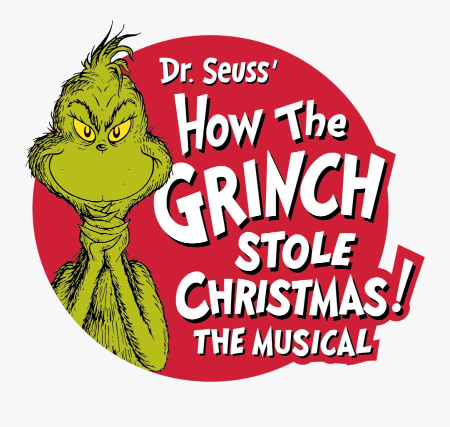Grinch Stole Christmas Live, Transparent Clipart