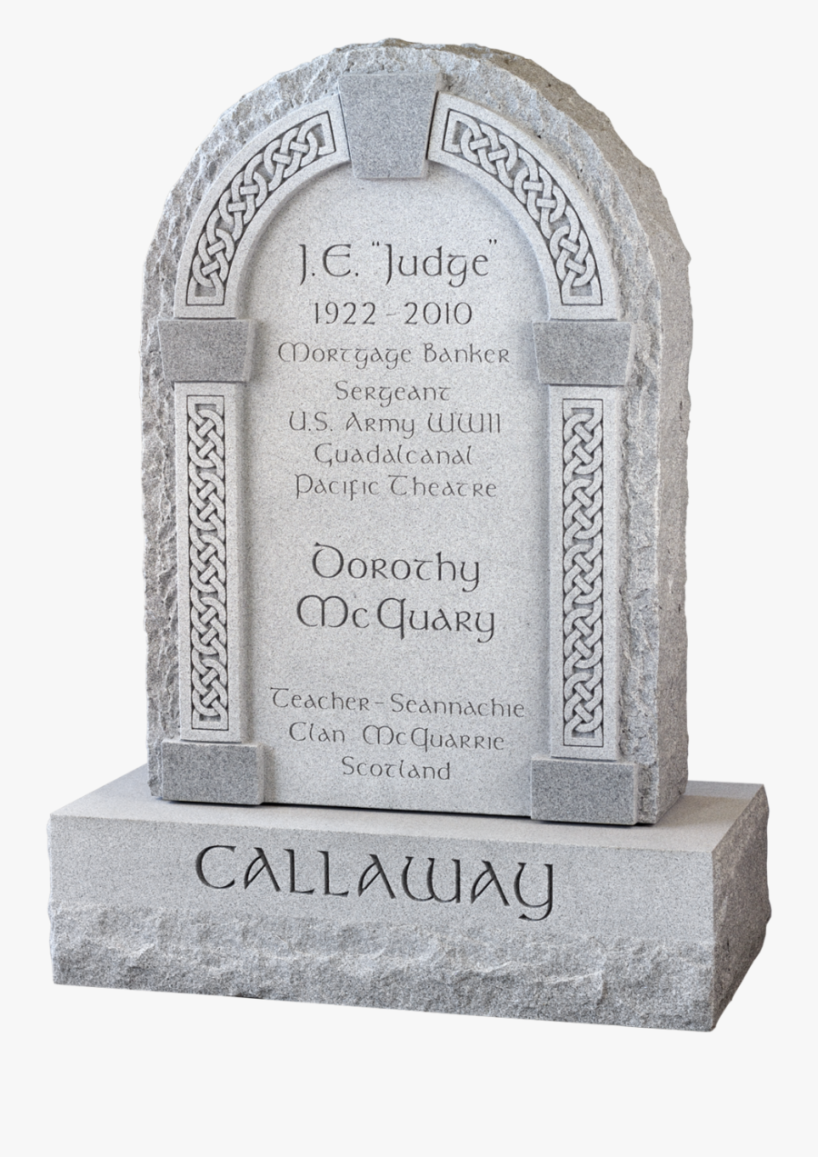 Clip Art Freeuse Library Tombstone Clipart Grave Marker - Graveyard Monument Png, Transparent Clipart