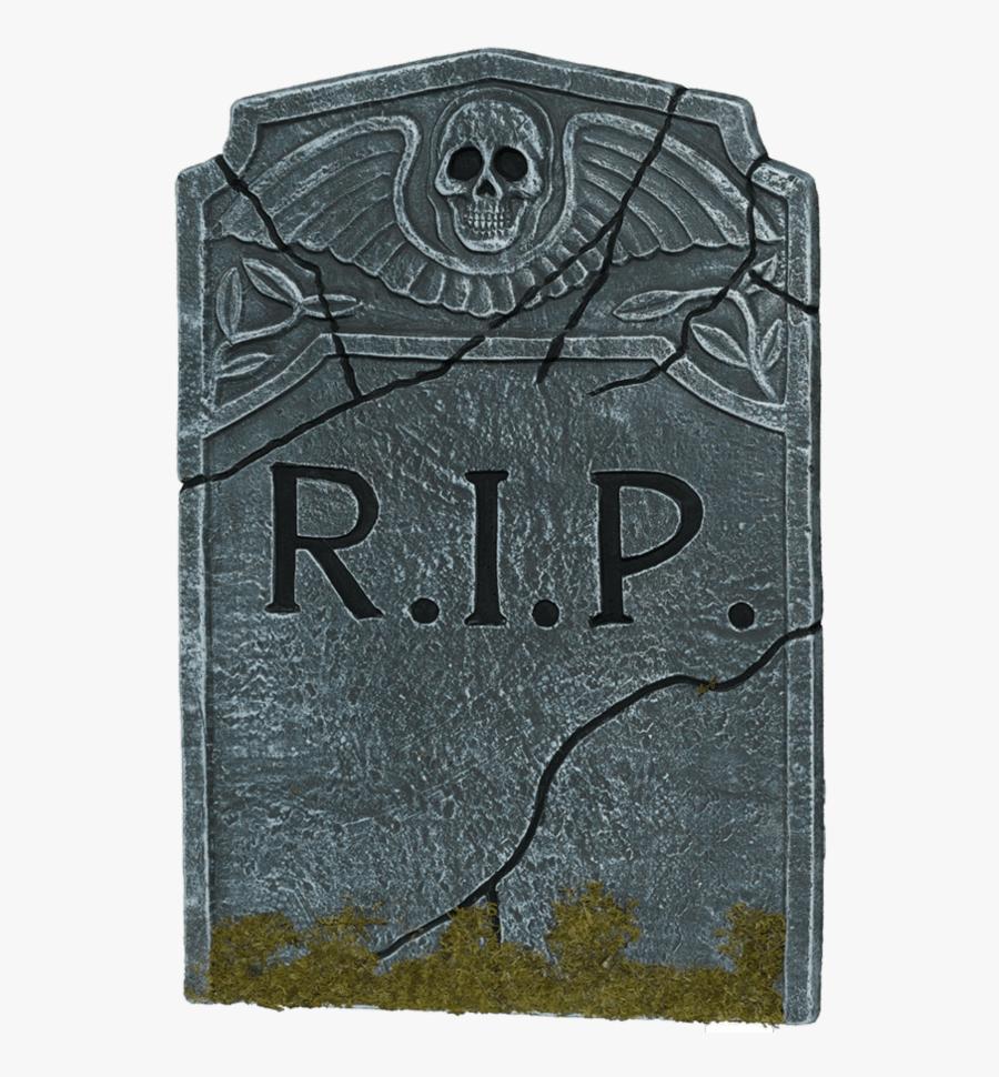 Rip Headstone - Rip Fairly Odd Parents, Transparent Clipart