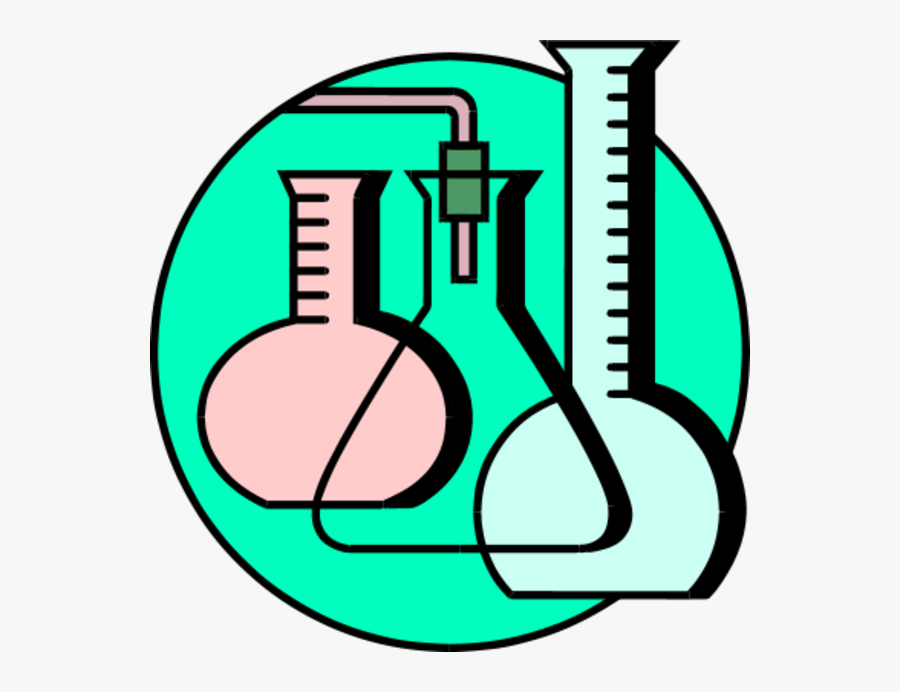 Chemistry Lab Safety Clipart - Science Equipment Clip Art, Transparent Clipart