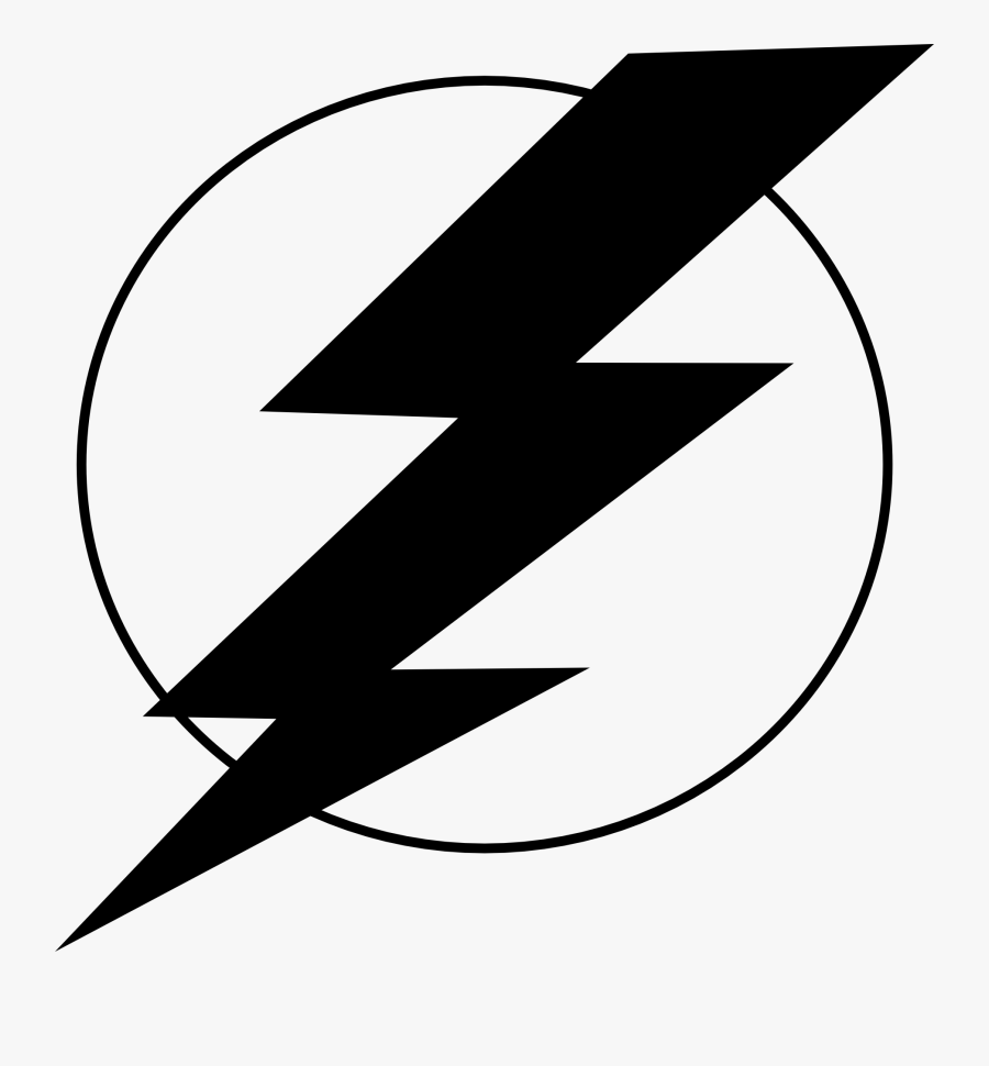 Flash Clipart Lightning Strike - Transparent Lightning Bolt Vector, Transparent Clipart