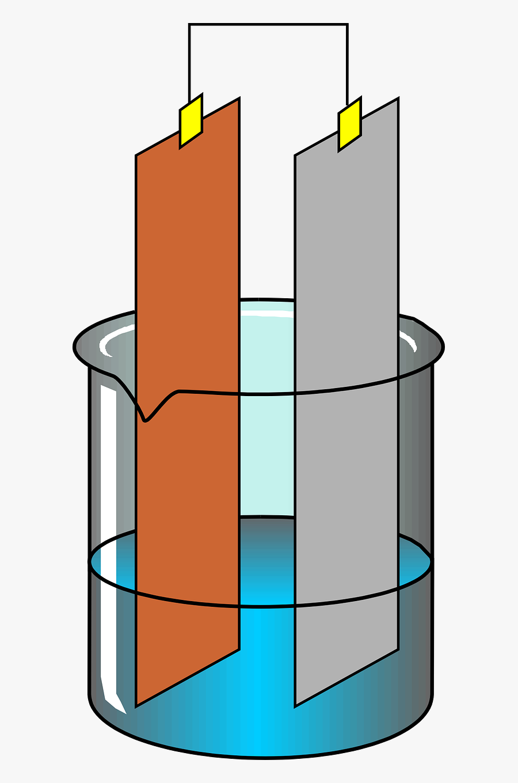 Pile - Electroquimica Png, Transparent Clipart