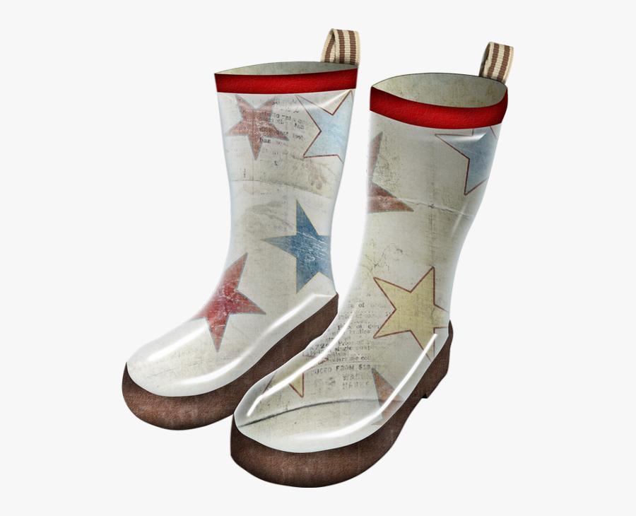 Dessin Bottes De Pluie Png, Tube - Rain Boot , Free ...