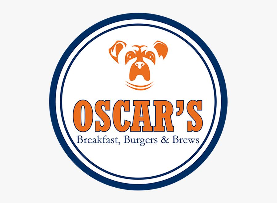 Transparent Oscar Logo Png - Oscar's Breakfast Burgers And Brews, Transparent Clipart