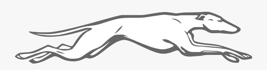 Coach Clipart Greyhound Bus - Greyhound Logos Png, Transparent Clipart